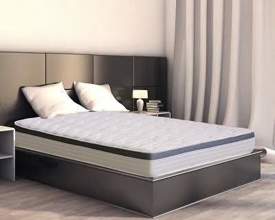 matelas premium silver therapy. Black Bedroom Furniture Sets. Home Design Ideas